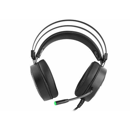 Slušalice RAMPAGE RM-2019G X-Titan, mikrofon, RGB, 7.1 Surround Sound
