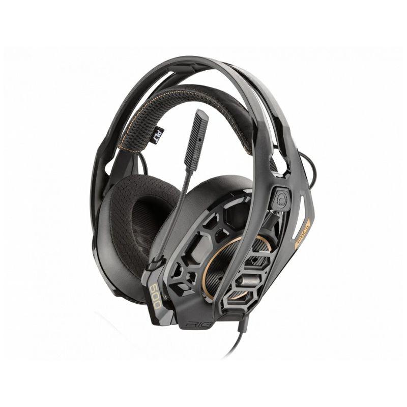 Slušalice RIG HEADSET 500 PRO HC žičane sive