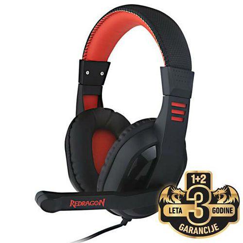 Slušalice s mikrofonom Redragon ARES H120