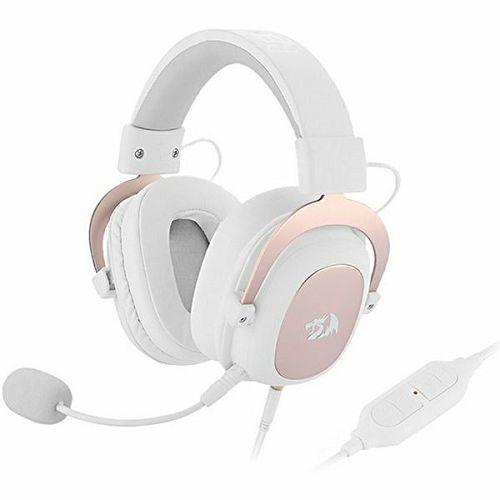 Slušalice s mikrofonom Redragon ZEUS 2 H510W WHITE