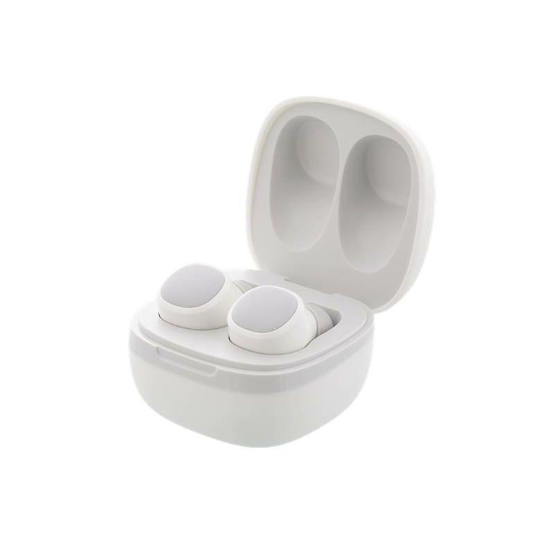 Slušalice STREETZ TWS-0002, mikrofon, IPX6, Bluetooth 5.0, TWS, bijele