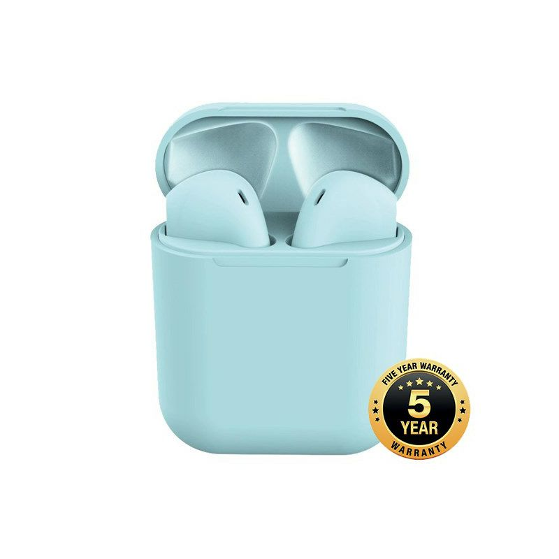Slušalice STREETZ TWS-0005, mikrofon, Bluetooth, TWS, mat plave