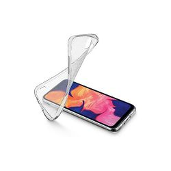 Soft silikonska maskica za Samsung Galaxy A10 Cellularline