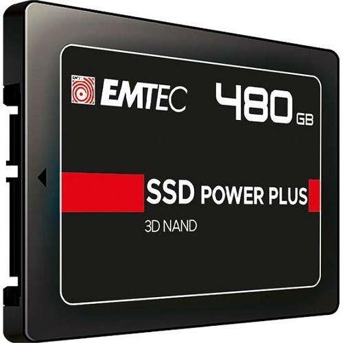 """SSD 2.5"""" EMTEC X150, 480GB, 520MB/s read; 500MB/s write, SATA 6Gb/s"""