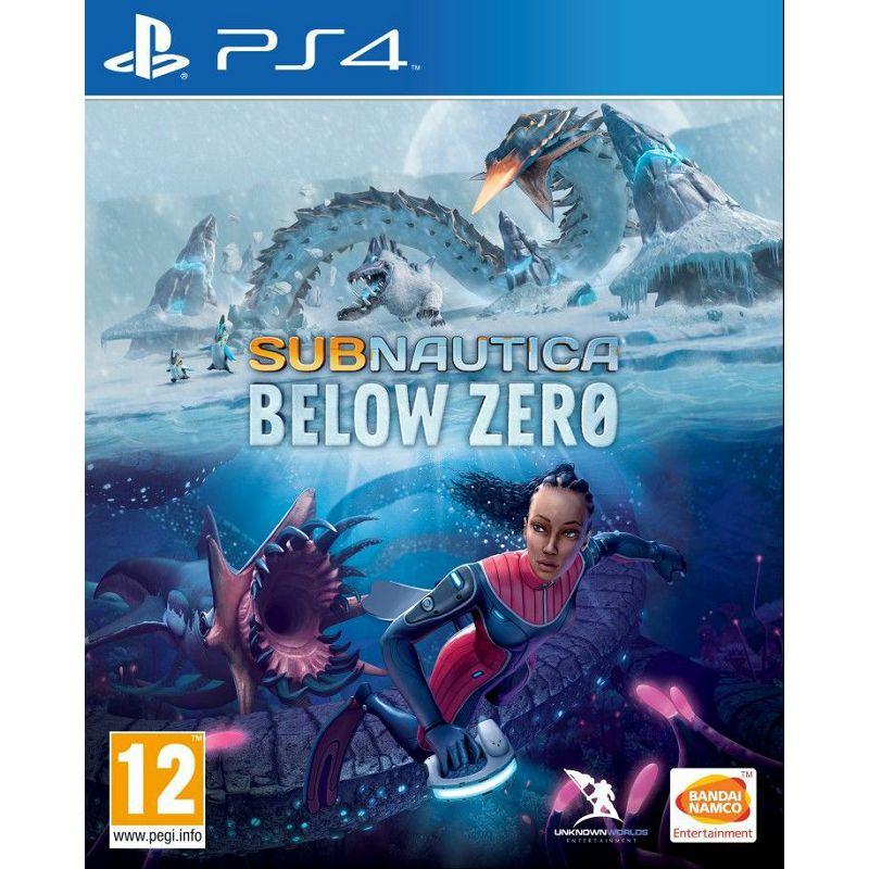 Subnautica: Below Zero PS4