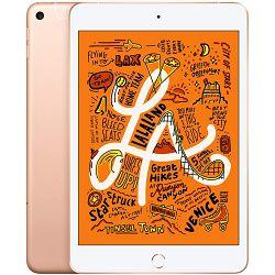 Tablet Apple iPad mini 5, WiFi + 4G, 256GB, Gold