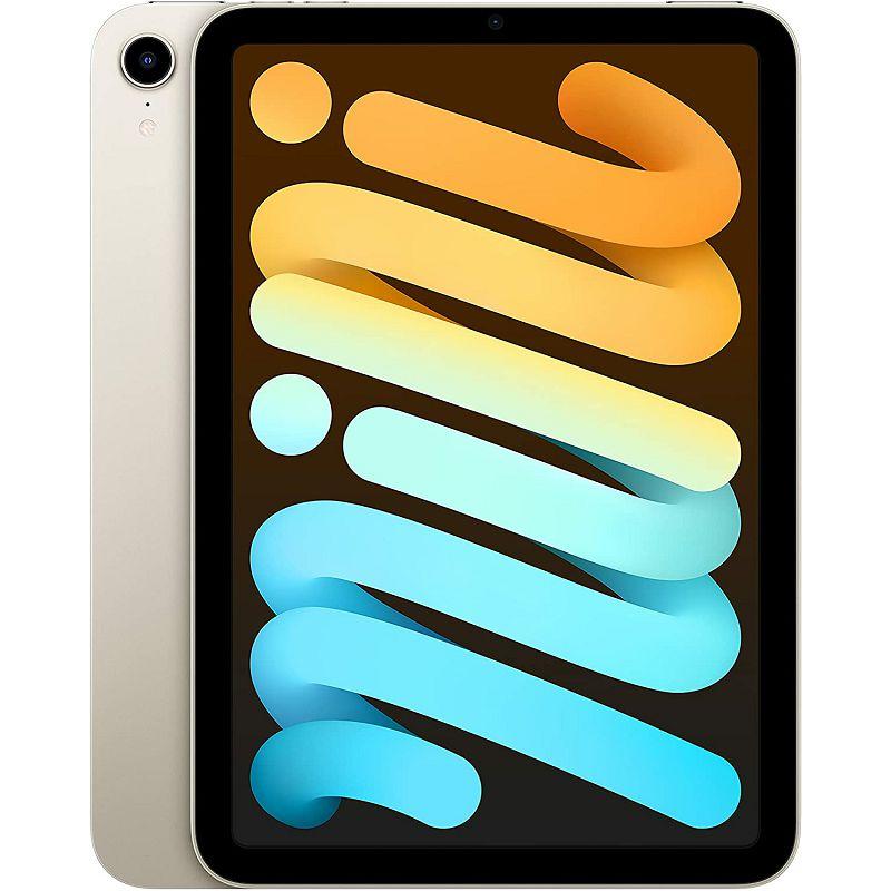 Tablet Apple iPad Mini 6 (2021), 64GB, WiFi, Starlight