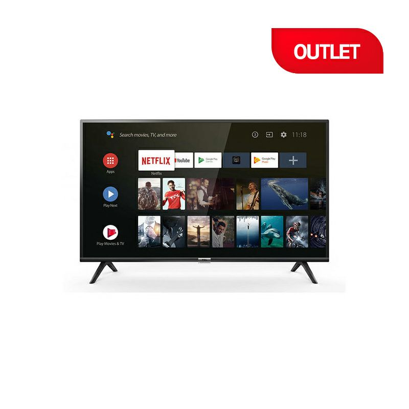 "TCL LED TV 32"" 32ES560, HD Ready, Android TV (outlet uređaj)"