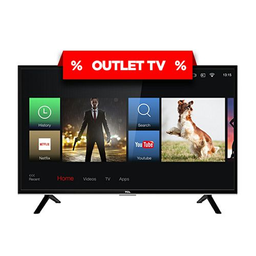 "TCL LED TV 40"" 40DS500, Full HD, Smart TV (outlet uređaj)"