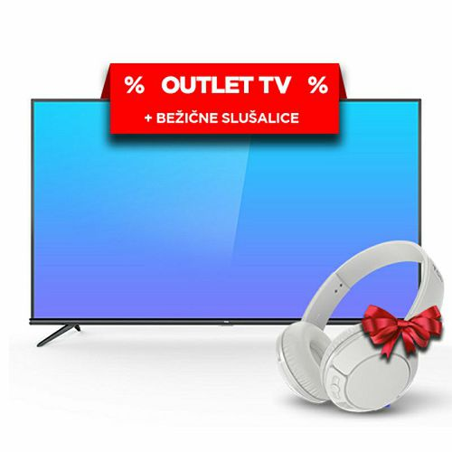 """TCL LED TV 43"""" 43EP660, UHD, Android TV (outlet uređaj)"""