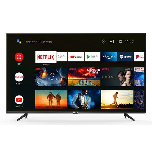 """Televizor TCL 43"""" 43P615, 4K Ultra HD, DVB-T2/C/S2 HEVC/H.265, Android TV"""