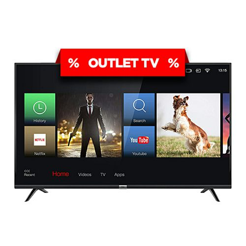 "TCL LED TV 55"" 55DP660, UHD, Android TV (outlet uređaj)"