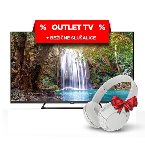 """TCL LED TV 55"""" 55EP680, UHD, Android TV (outlet uređaj)"""