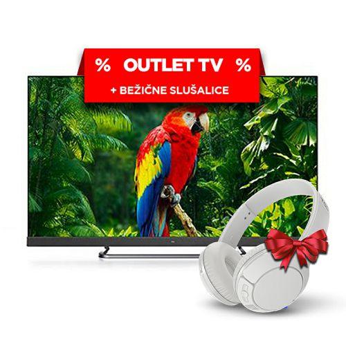 "TCL LED TV 65"" 65EC780, UHD, Android TV (outlet uređaj)"