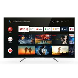 "Televizor TCL 50"" 50C715, QLED, 4K Ultra HD, Android TV"