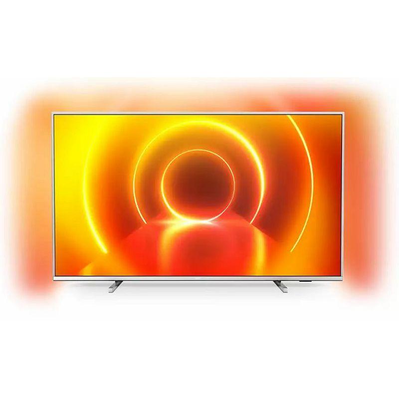 "Televizor Philips 43"" 43PUS7855/12, 4K Ultra HD, DVB-T2/C/S2 HEVC/H.265, HDR, Ambilight TV, SmartTV"