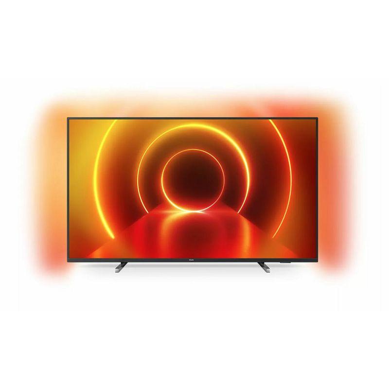 "Televizor Philips 50"" 50PUS7805, 4K Ultra HD, DVB-T2/C/S2 HEVC/H.265, HDR, Ambilight TV, SmartTV"