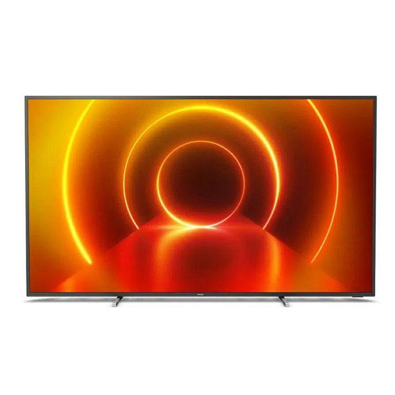 "Televizor Philips 55"" 55PUS7805, 4K Ultra HD, DVB-T2/C/S2 HEVC/H.265, HDR, Ambilight TV, SmartTV"