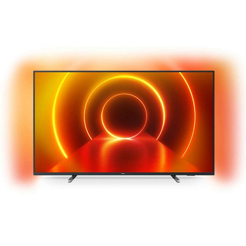 "Televizor Philips 58"" 58PUS7805/12, 4K Ultra HD, DVB-T2/C/S2 HEVC/H.265, HDR, Ambilight TV, SmartTV"