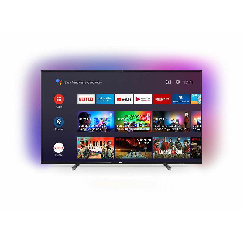 "Televizor Philips 65"" 65PUS7805, 4K Ultra HD, DVB-T2/C/S2 HEVC/H.265, HDR, Ambilight TV, SmartTV"