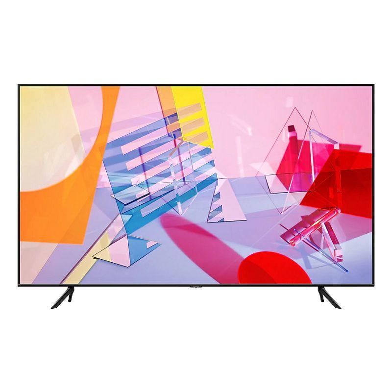 """Televizor Samsung 50"""" QE50Q60TAUXXH, QLED, 4K Ultra HD, DVB-T2/C/S2 HEVC/H.265, HDR 10+, Smart TV"""