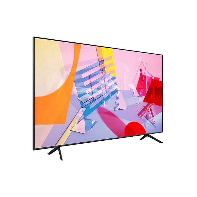 """Televizor Samsung 55"""" QE55Q60TAUXXH, QLED, 4K Ultra HD, DVB-T2/C/S2 HEVC/H.265, HDR 10+, Smart TV"""