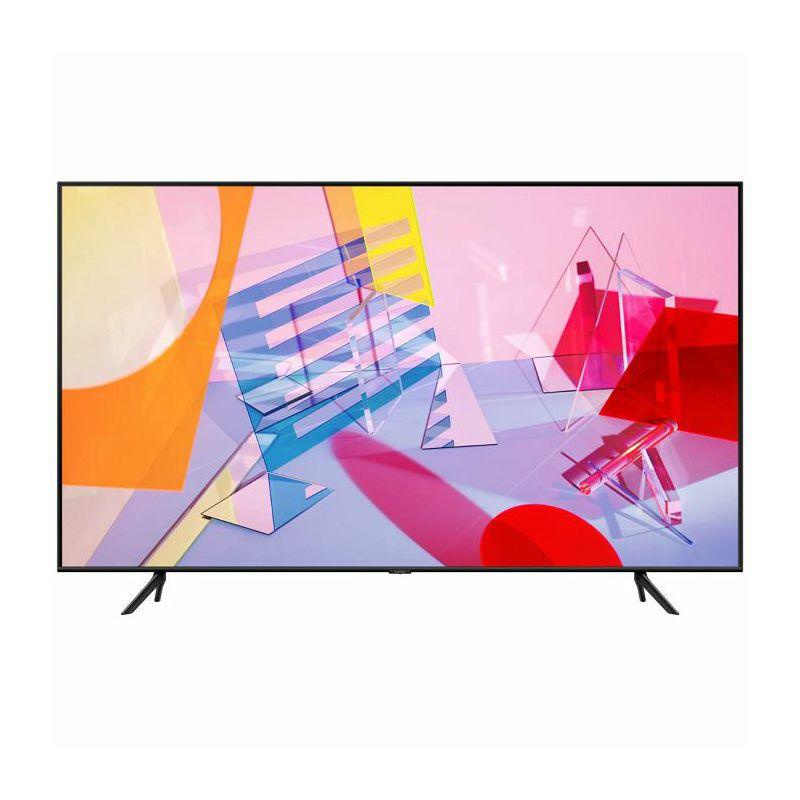 """Televizor Samsung 65"""" QE65Q60TAUXXH, QLED, 4K Ultra HD, DVB-T2/C/S2 HEVC/H.265, HDR 10+, Smart TV"""