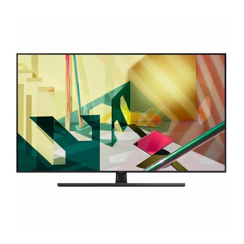 "Televizor Samsung 65"" QE65Q70TATXXH, QLED, 4K Ultra HD, DVB-T2/C/S2 HEVC/H.265, HDR 10+, Smart TV - PROMO"