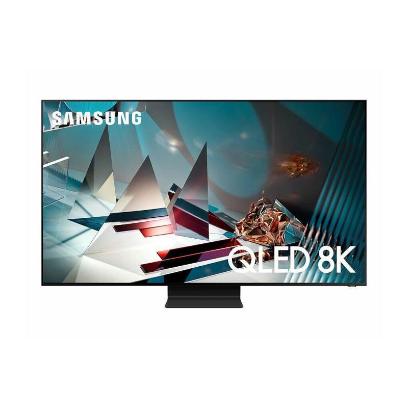 """Televizor Samsung 65"""" QE65Q800TATXXH, QLED, 4K Ultra HD, DVB-T2/C/S2 HEVC/H.265, HDR 10+, Smart TV"""