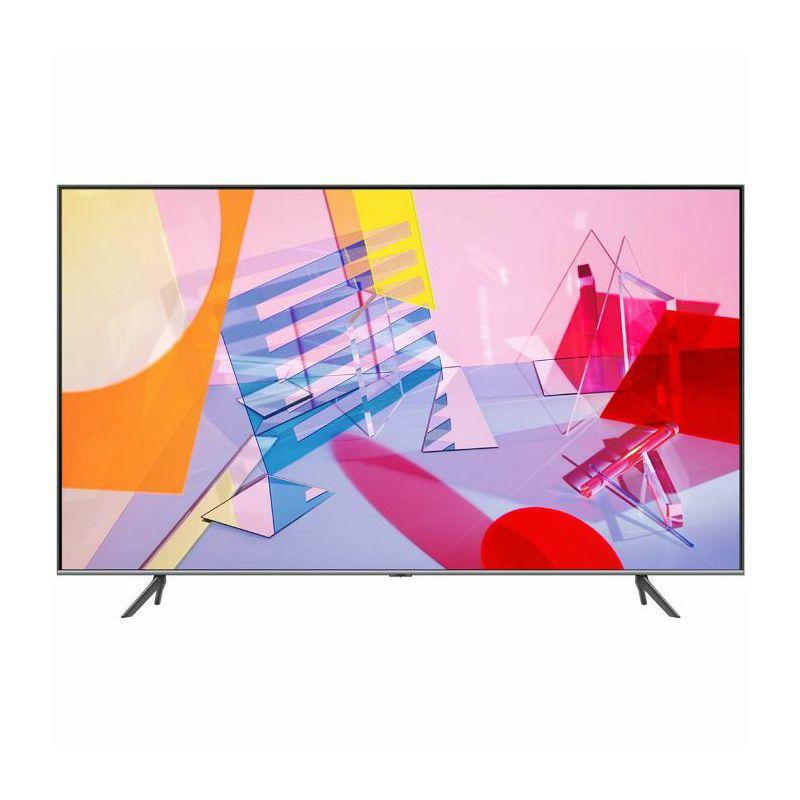 """Televizor Samsung 75"""" QE75Q65TAUXXH, QLED, 4K Ultra HD, DVB-T2/C/S2 HEVC/H.265, HDR 10+, Smart TV"""