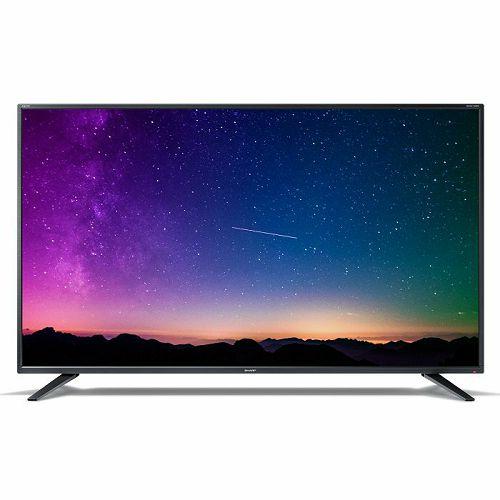 """Televizor Sharp 55"""" 55BJ2E, 4K Ultra HD, DVB-T2/C/S2 HEVC/H.265, HDR+, Smart TV"""