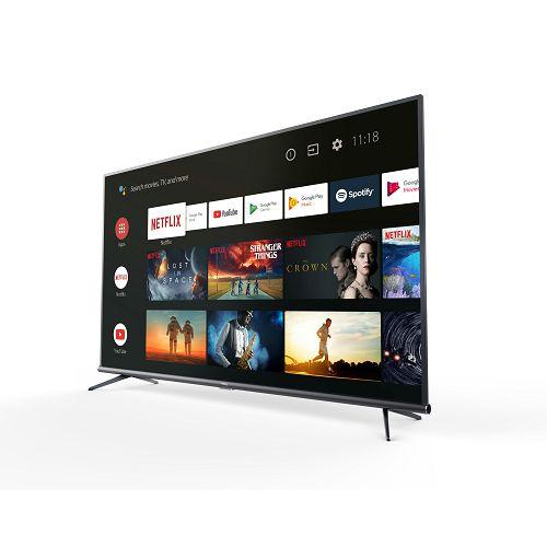 "Televizor TCL 43"" 43EP660, 4K Ultra HD, DVB-T2/C/S2 HEVC/H.265, HDR, AndroidTV, WiFi"