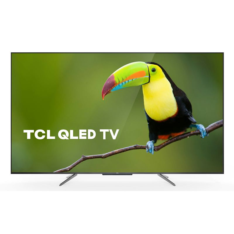 """Televizor TCL 50"""" 50C715, QLED, 4K Ultra HD, DVB-T2/C/S2 HEVC/H.265, Android TV"""