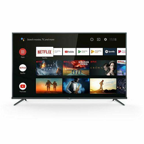 "Televizor TCL 50"" 50EP660, 4K Ultra HD, DVB-T2/C/S2 HEVC/H.265, HDR, AndroidTV, WiFi, 5Y jamstvo"