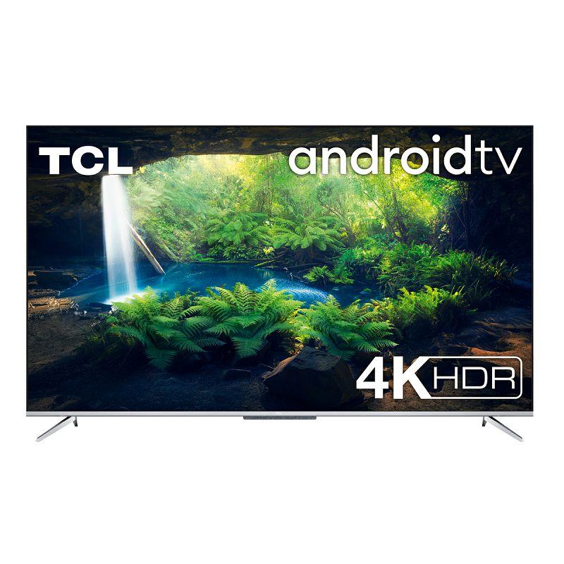 "Televizor TCL 50"" 50P715, 4K Ultra HD, DVB-T2/C/S2 HEVC/H.265, HDR, AndroidTV"