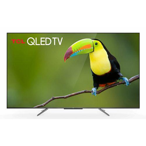 "Televizor TCL 55"" 55C715, QLED, 4K Ultra HD, DVB-T2/C/S2 HEVC/H.265, AndroidTV"