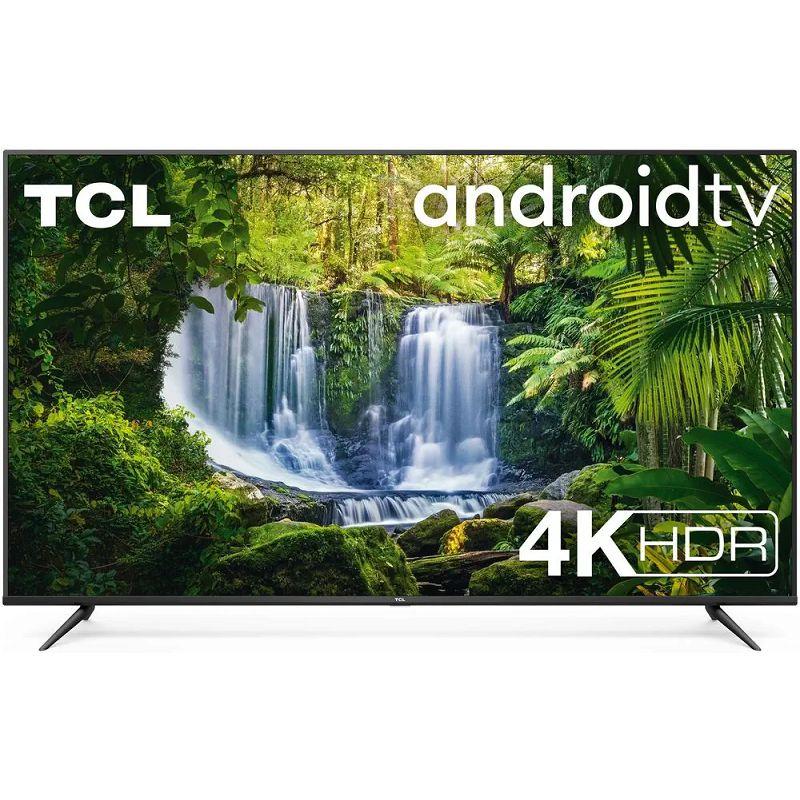 """Televizor TCL 55"""" 55P615, 4K Ultra HD, DVB-T2/C/S2 HEVC/H.265, Android TV"""