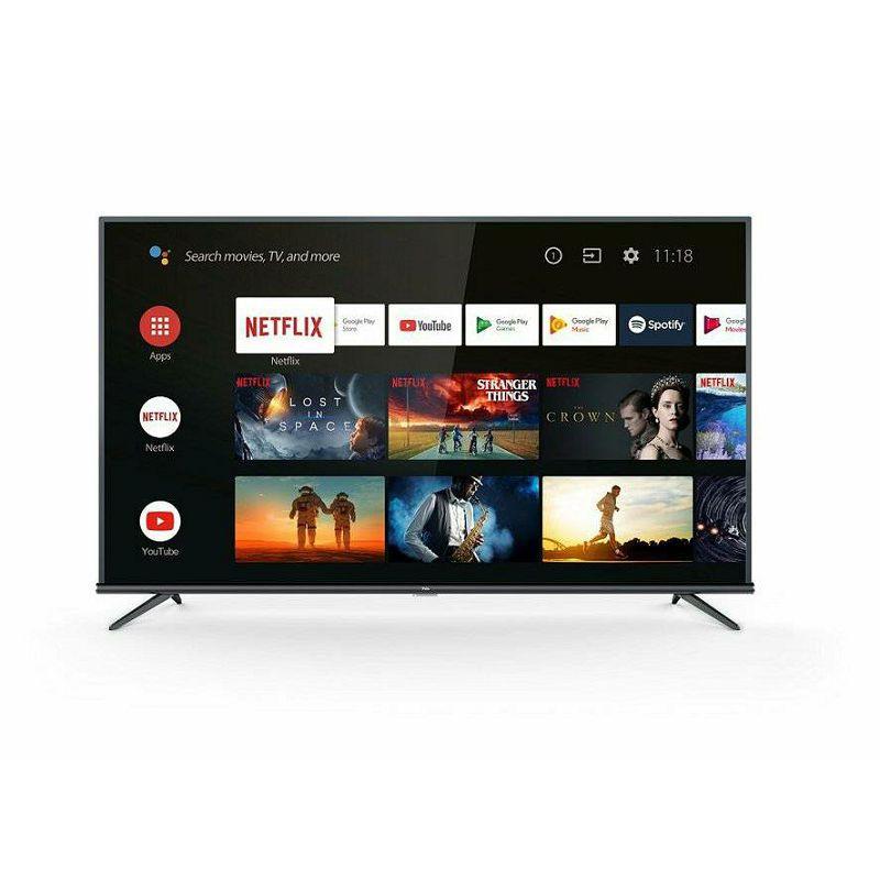 """Televizor TCL LED TV 43"""" 43EP660, UHD, Android TV"""