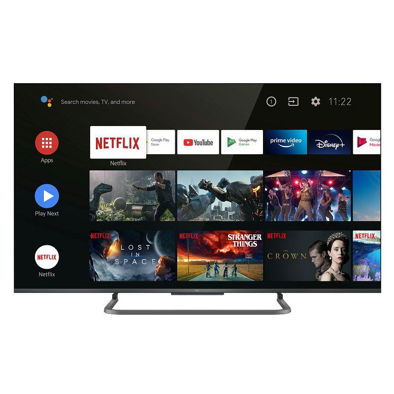 """Televizor TCL LED TV 50"""" 50P815, UHD, Android TV"""