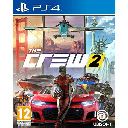 The Crew 2 Standard Edition PS4