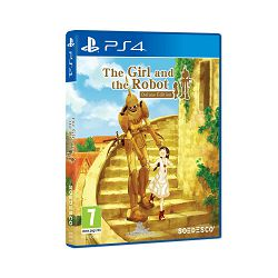 The Girl and the Robot PS4