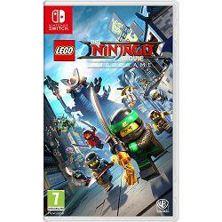 The Lego Ninjago Movie Videogame Switch
