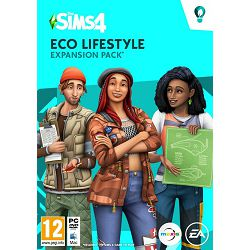The Sims 4 EP9 Eco Lifestyle PC