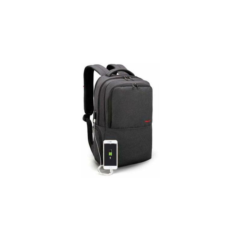 """TIGERNU ruksak za laptop T-B3259 15.6"""" crni, sivi"""