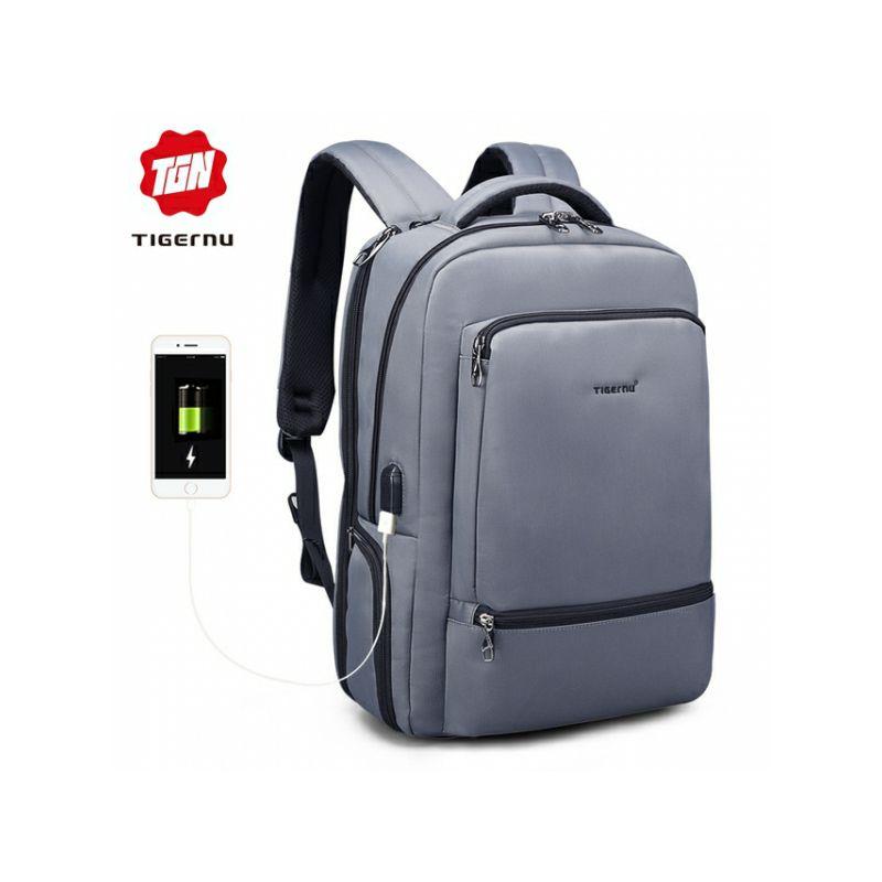 """TIGERNU ruksak za laptop T-B3585 15.6"""" DARK sivi"""