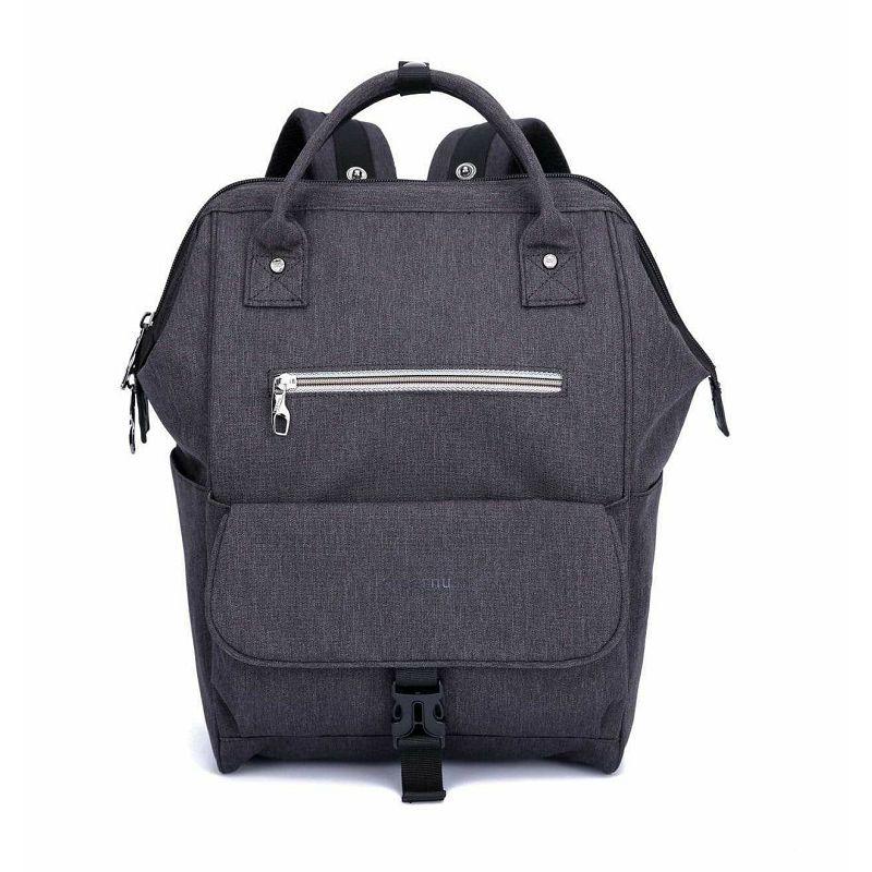 """TIGERNU ruksak za laptop T-B3184 14"""" crni sivi"""