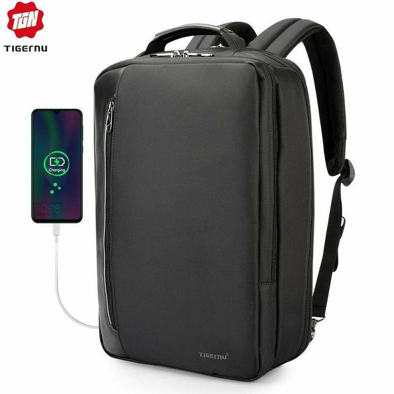 """TIGERNU ruksak/torba za laptop T-B3639 15.6"""" crni"""