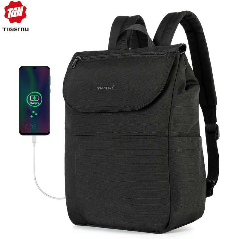 """TIGERNU ruksak za laptop T-B3869 15.6"""" crni"""