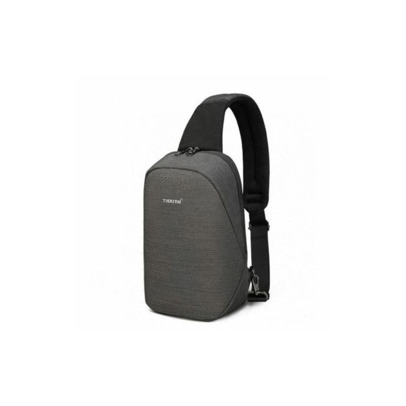 """TIGERNU crossbody torba za tablet T-S8061 11"""" crni, sivi"""