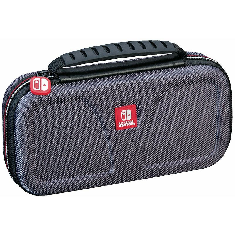 Torbica BIGBEN Nintendo SWITCH lite delux siva NLS140